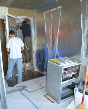 Paul Wells Chris Laumer-Giddens DIY Remodel Renovation LG Squared, Inc. Atlanta