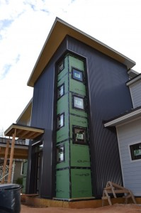 Proud Green Home at Serenbe, LG Squared, Inc., Architect