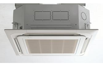 LG Ducteless Mini-Split Ceiling Cassette