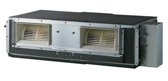 LG Ducted Mini-Split Fan Coil