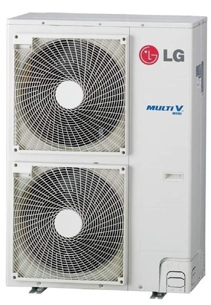 LG Ducted Mini-Split Heat Pump Outdoor Unit