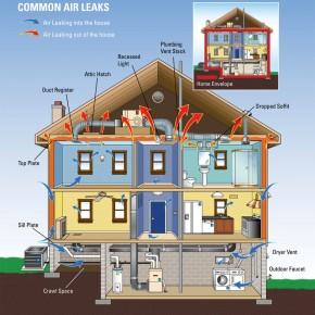 House Leaks