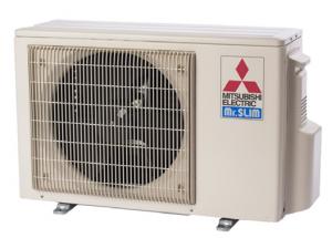 Mini Split Heat Pump Outdoor Unit HVAC Design