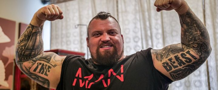 Eddie Hall Stem Cells