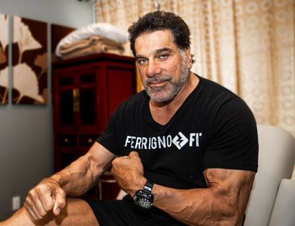 Lou Ferrigno and Stem Cell Therapy