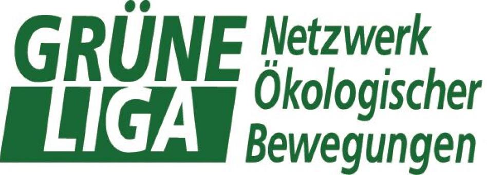 Logo vom Grüne Liga Award