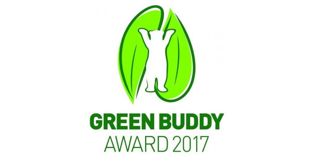 Logo vom Green Buddy Award