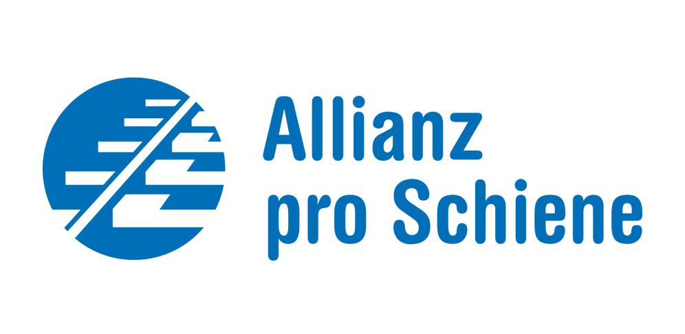 Logo von Allianz Pro Schiene