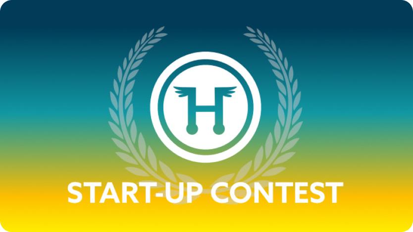 Logo vom Startup Contest