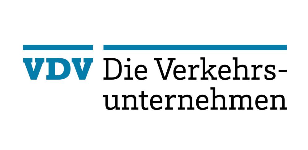 Logo von VDV - Die Verkehrsunternehmen