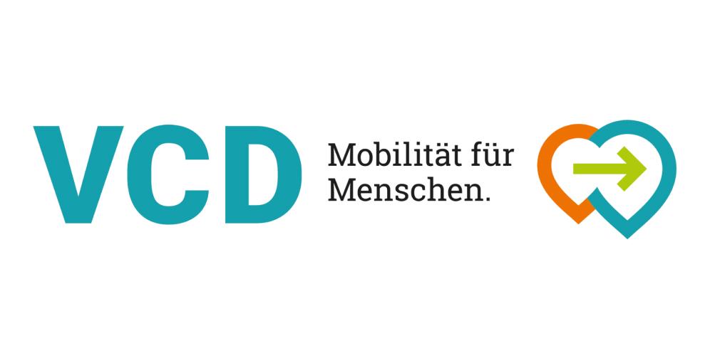 Logo vom VCD - Mobilität für Menschen