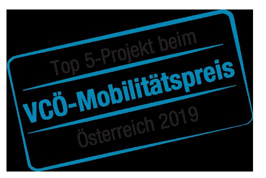 Logo von VCÖ Top 5 Pres