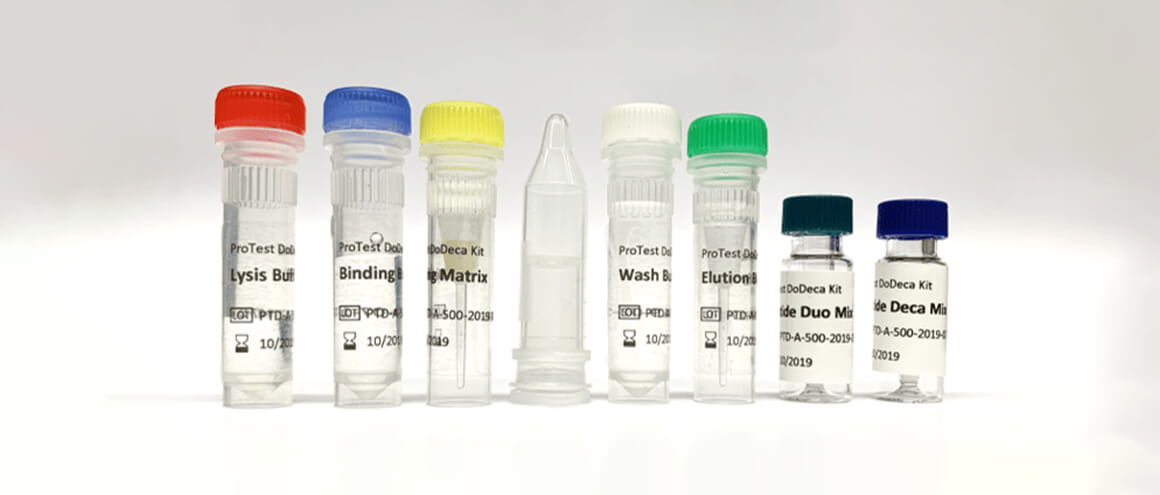 A diagnostic kit to detect autologous blood doping