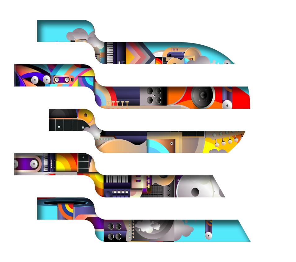 Remixology Creative Logo