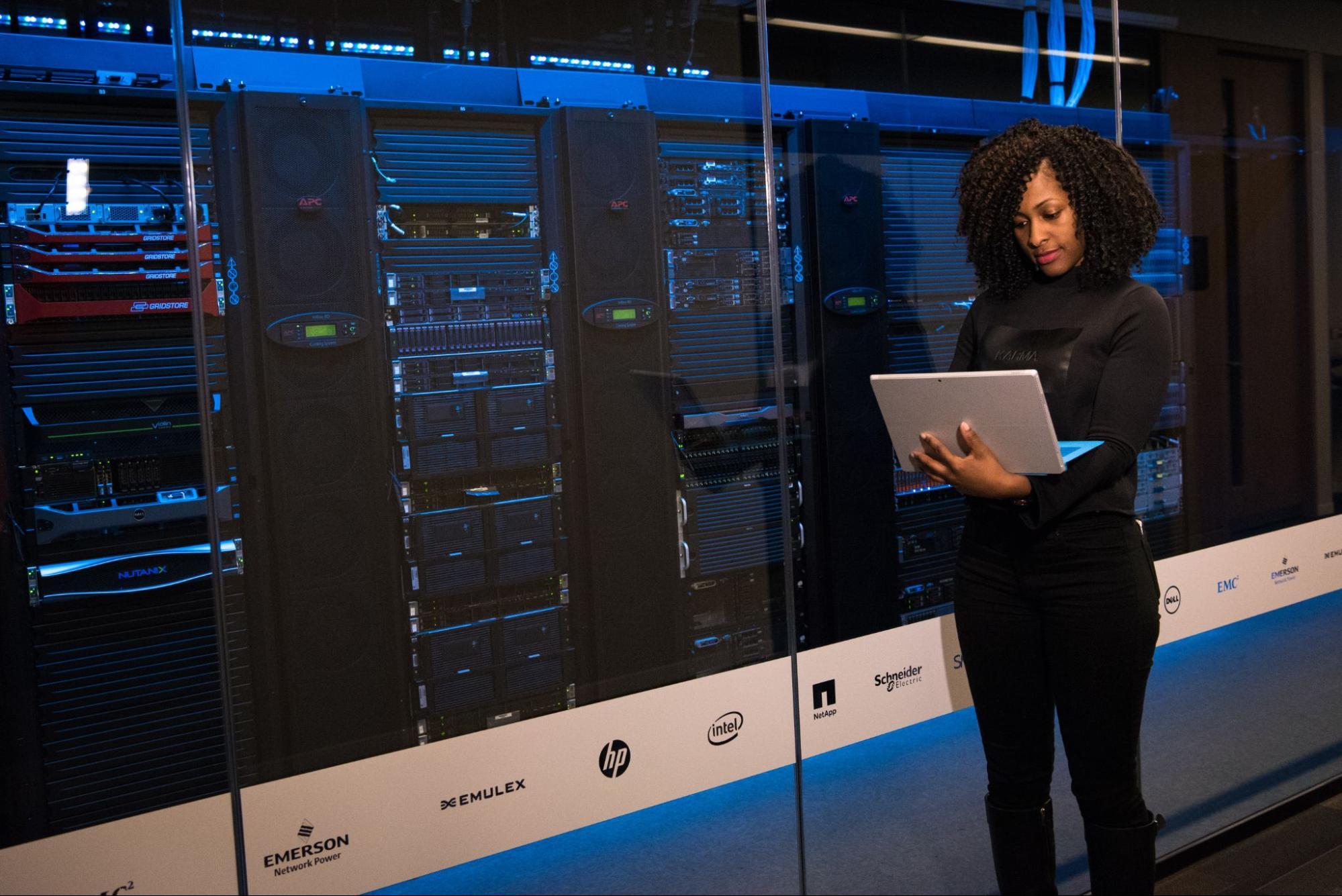 Data Center Network Equipment