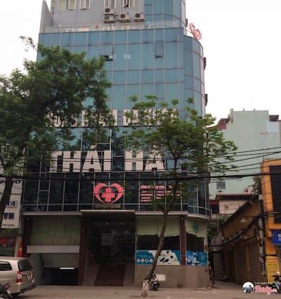 Đi xét nghiệm giang mai ở Bệnh viện nam khoa Thái Hà