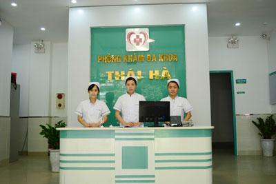 Đôt viêm lộ tuyến cổ tử cung tại phòng khám đa khoa Thái Hà