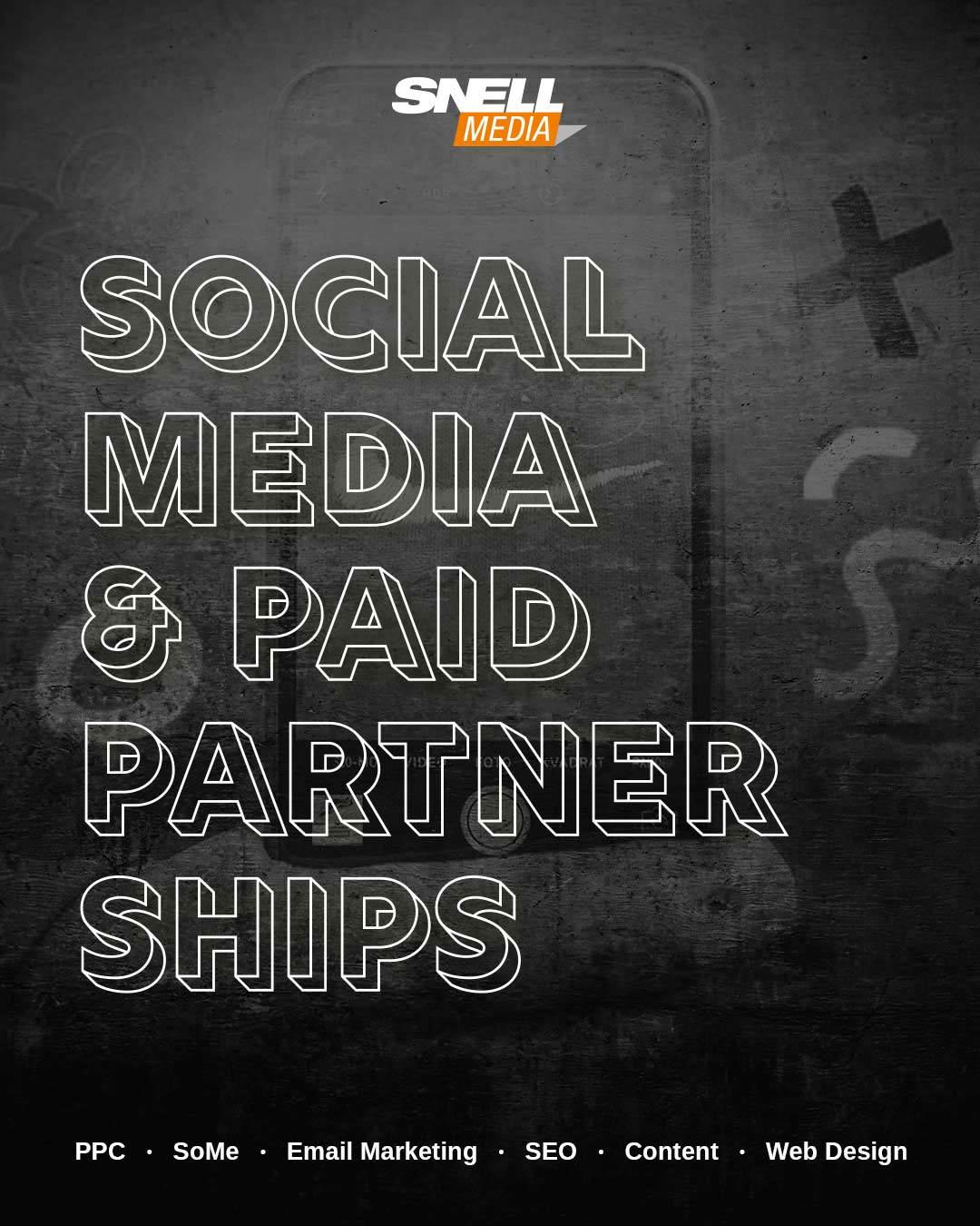 Social Media Retargeting & Paid Partnerships 2nd B2B Digital Marketing Trend