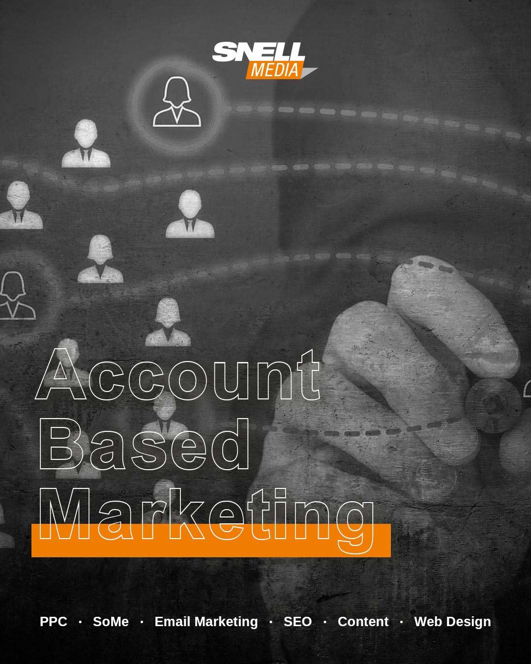 Account-Based Marketing 3rd B2B Digital Marketing Trend