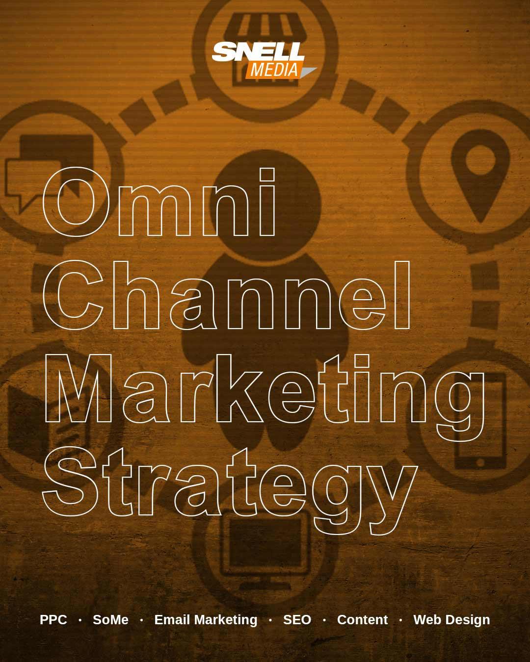 Omnichannel Marketing Strategy 5th B2B Digital Marketing Trend