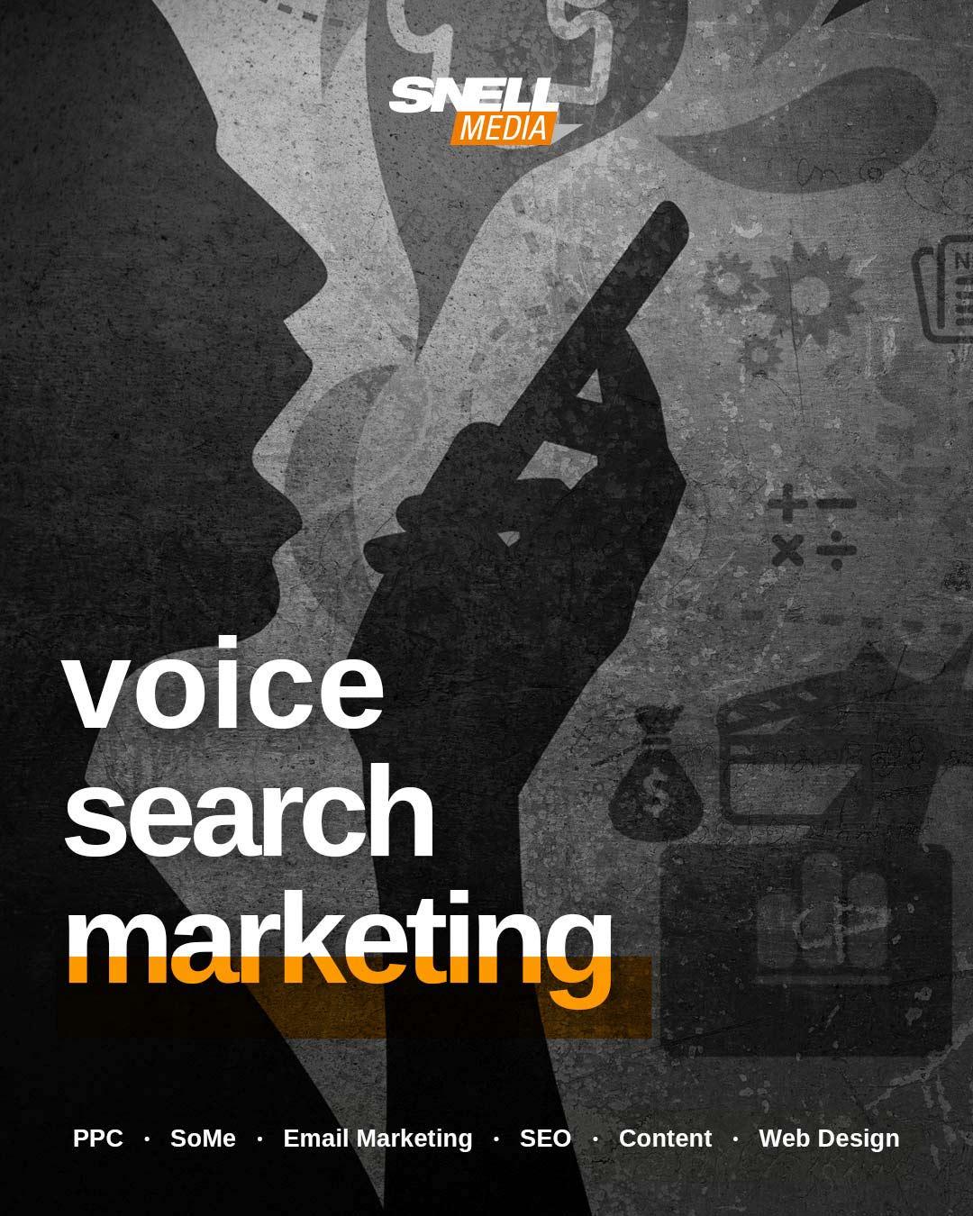 Voice Search Marketing 13th B2B Digital Marketing Trend
