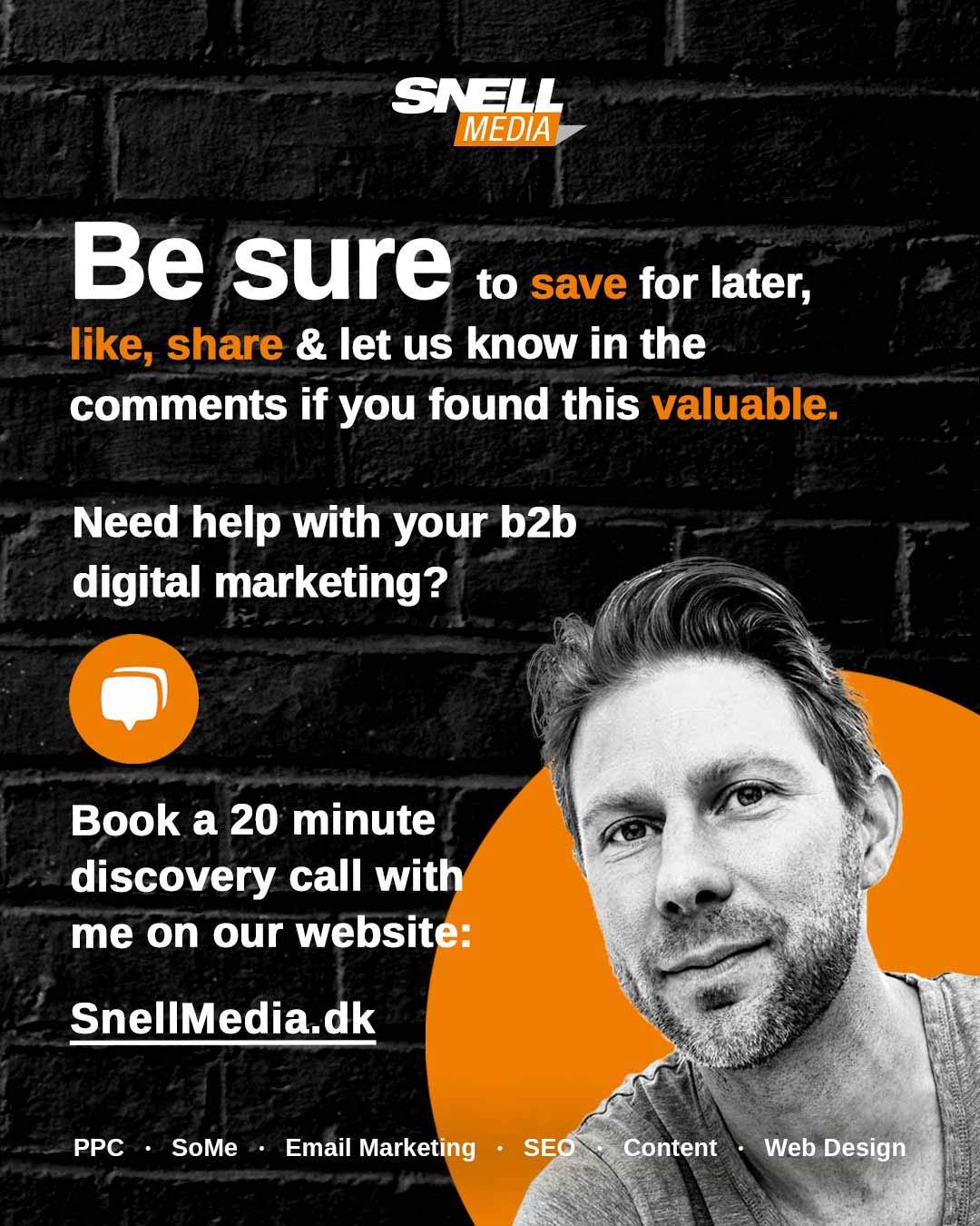 New B2B Digital Marketing Trends
