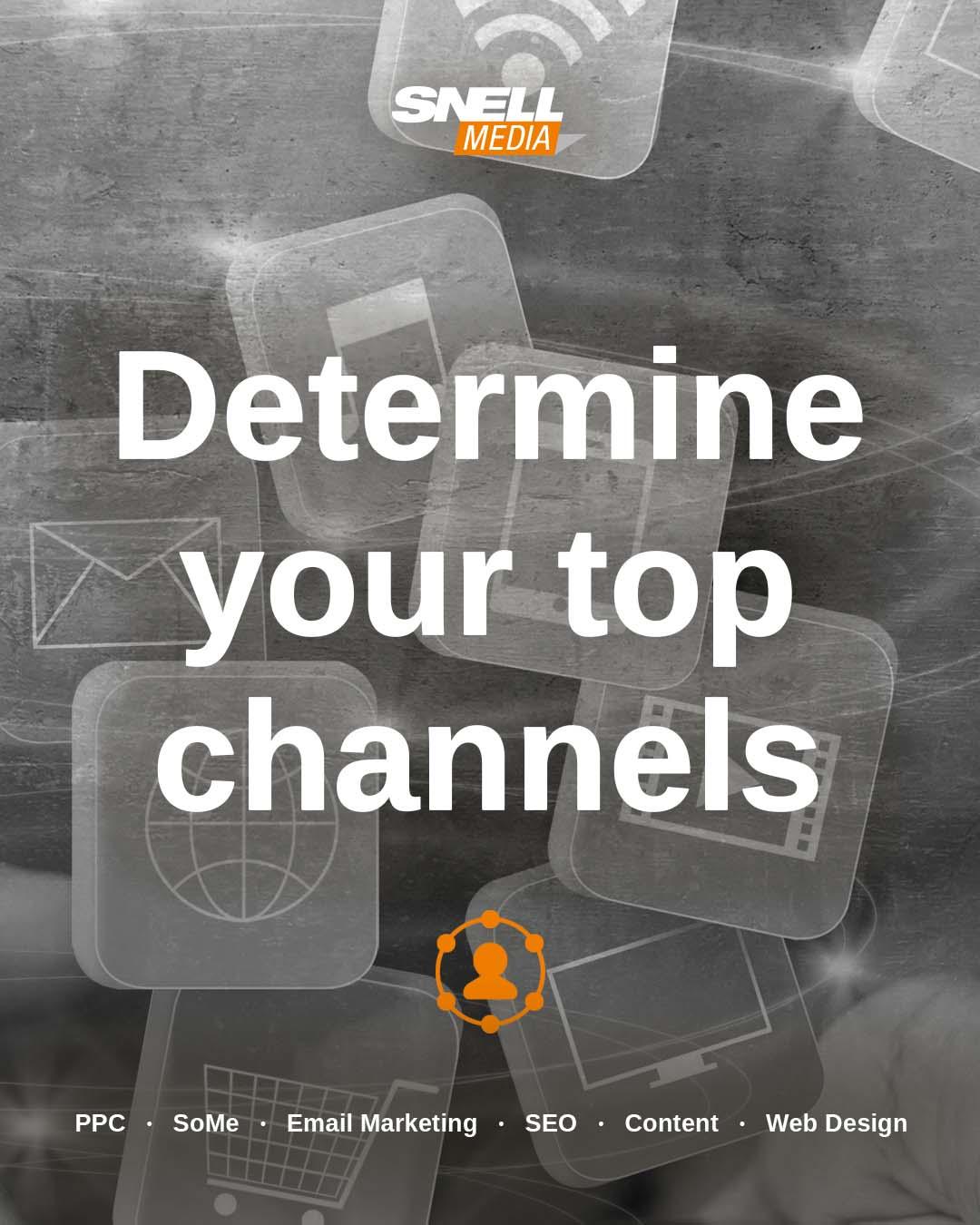 Determine Your Top Omnichannels