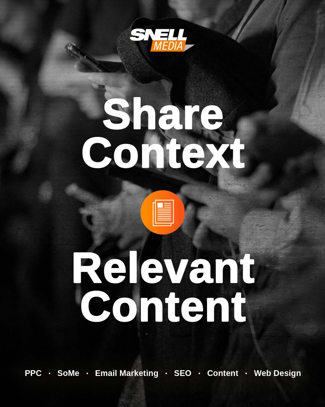 Share Context-Relevant Content