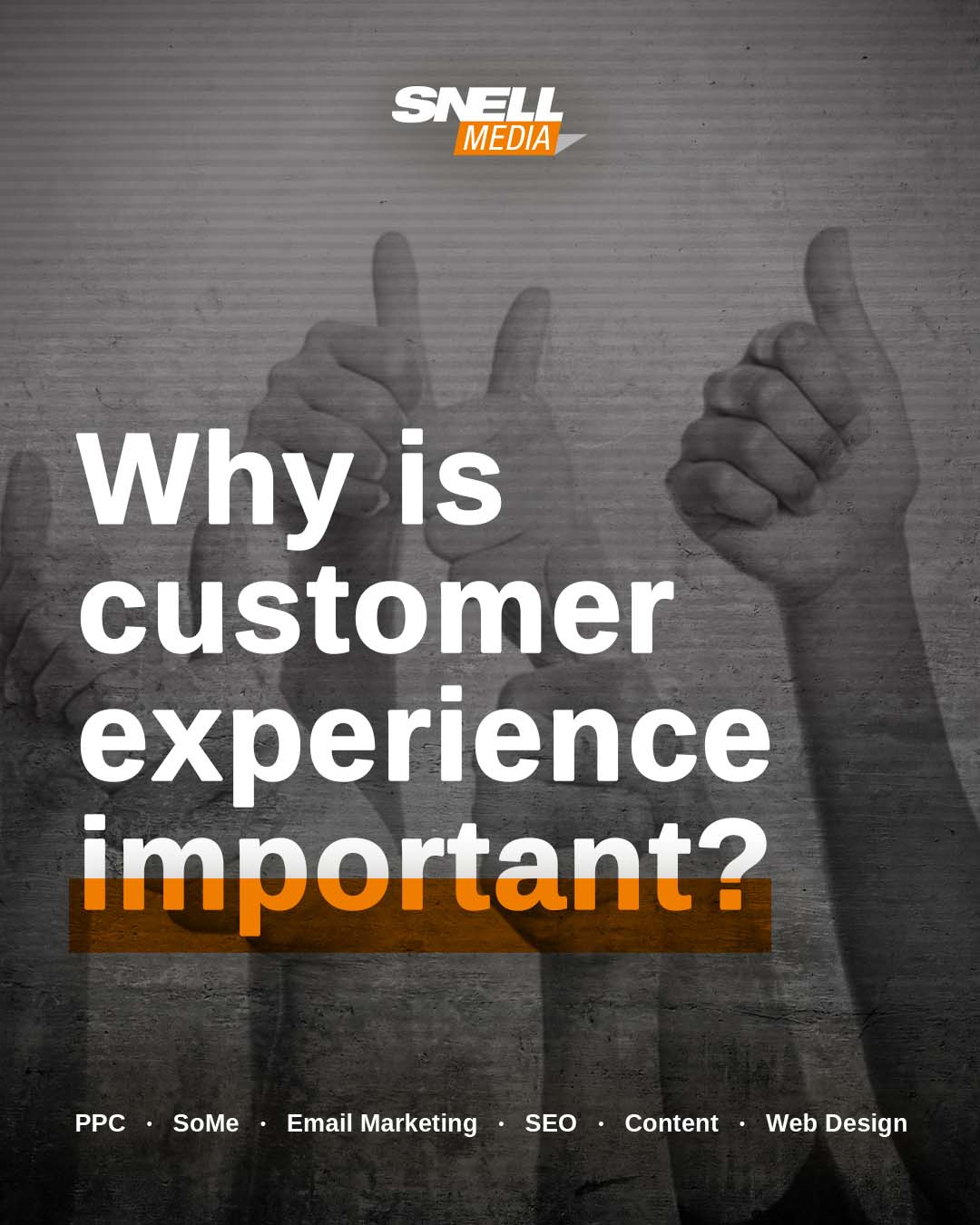 Why is Customer Experience important