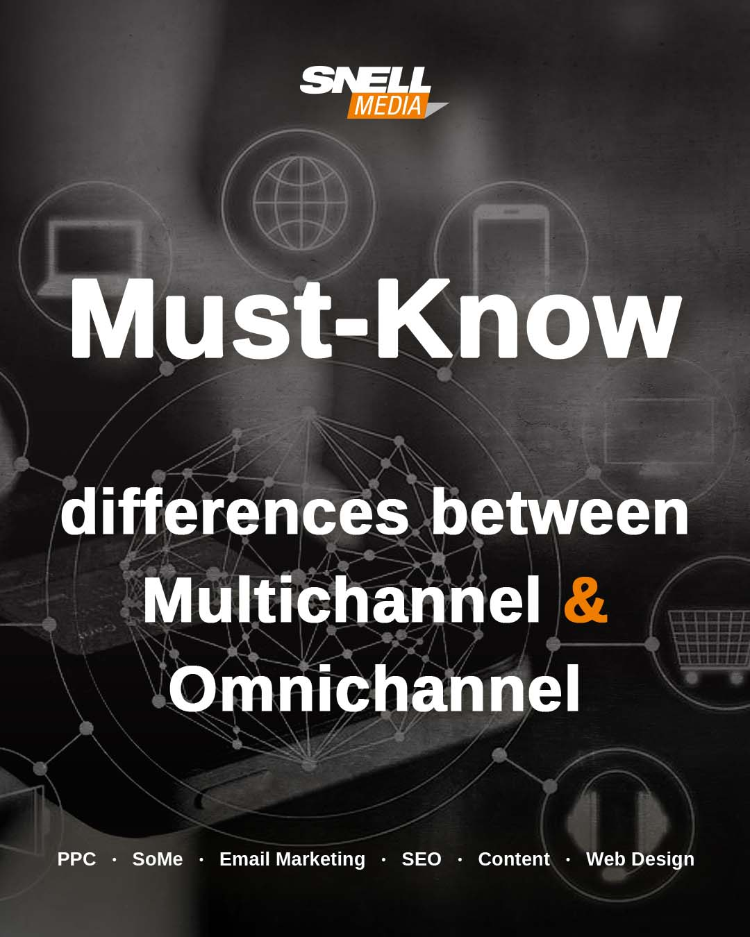 Must Know Differences between Multichannel and Omnichannel