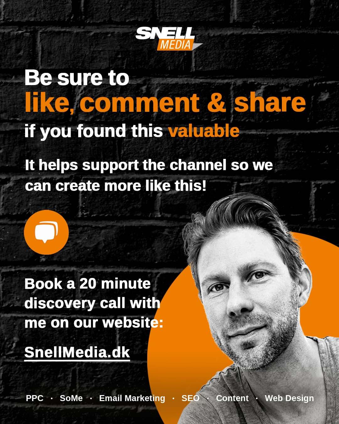 Digital Marketing Agency SnellMedia