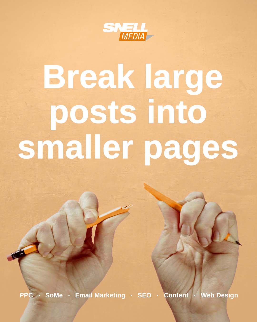 Break Large Posts into Smaller Pages