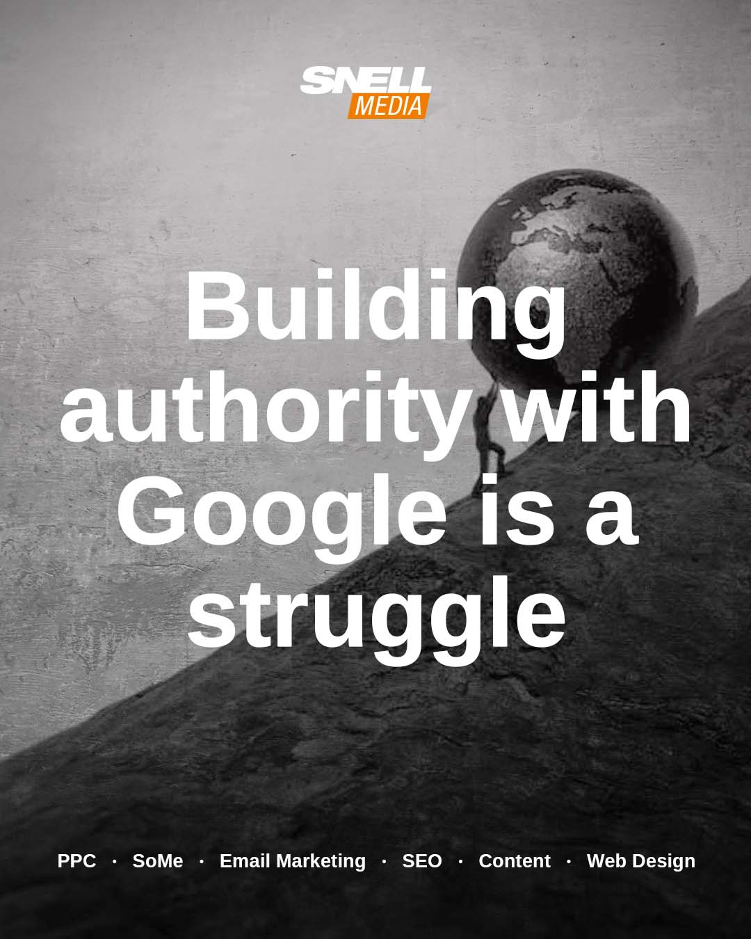 Building Authority With Google is a Struggle