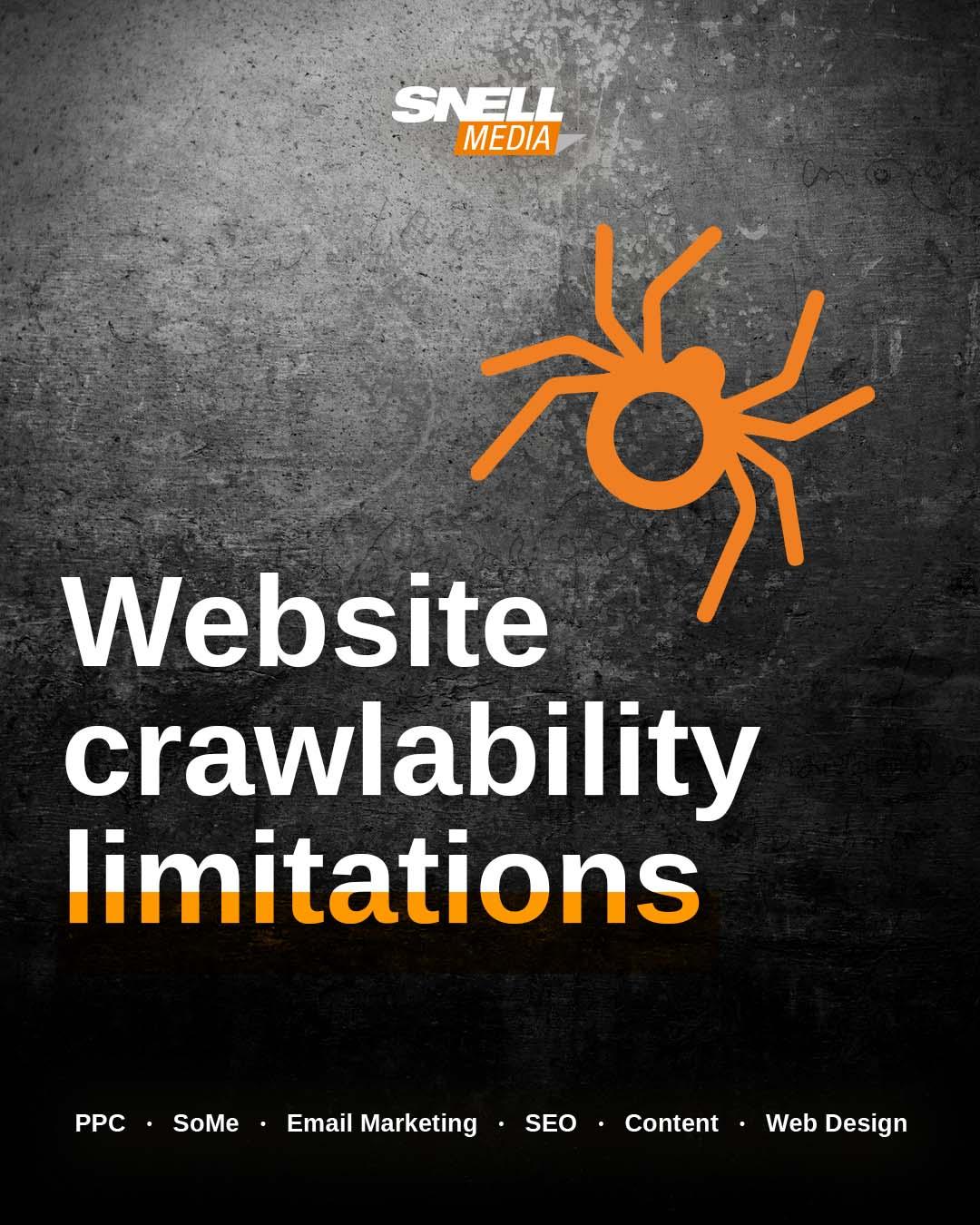 Website Crawlability Limitations