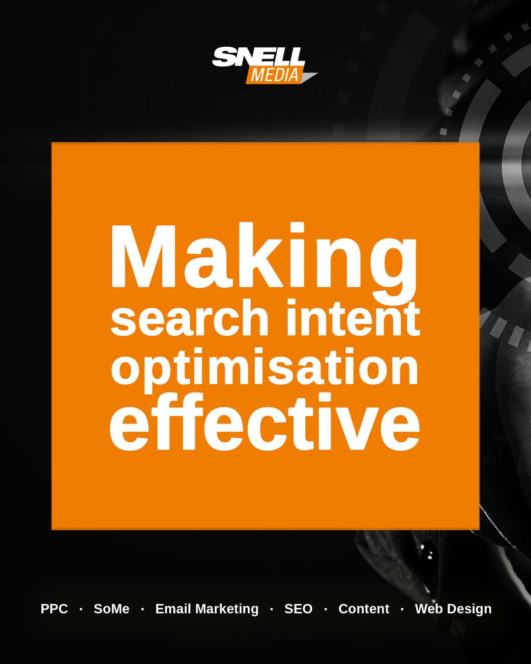 Making Search Intent Optimisation Effective