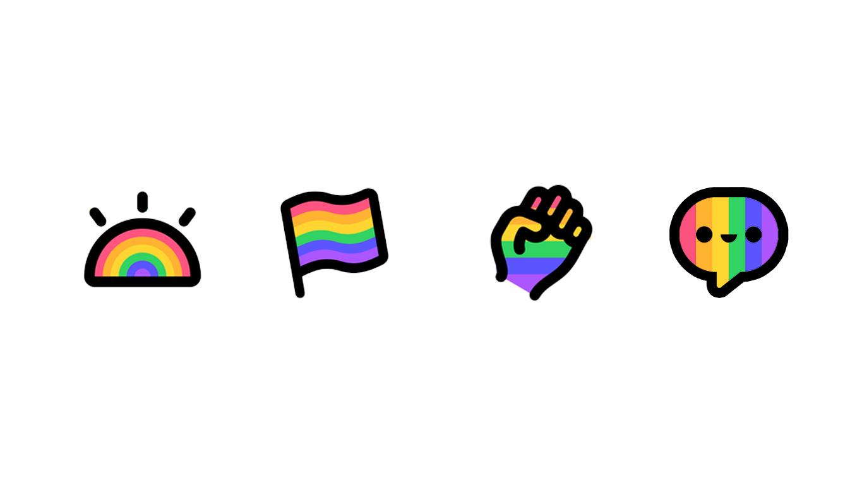 The Progression of Pride Expression