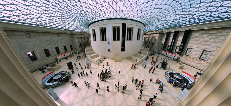 British Museum, Virtual Museums, Museum with Virtual Tours, Virtual Tours, Museum with Virtual Tour