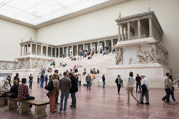 The Pergamon Museum Virtual Tour, Virtual Museums, Museum with Virtual Tours, Museum with Virtual Tour Virtual Tours