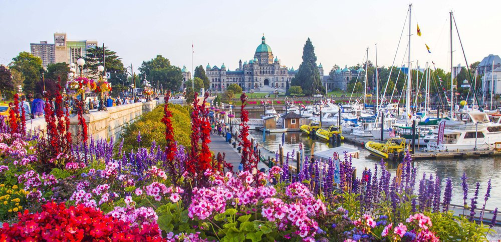 The Perfect Weekend Trip - Victoria, British Columbia