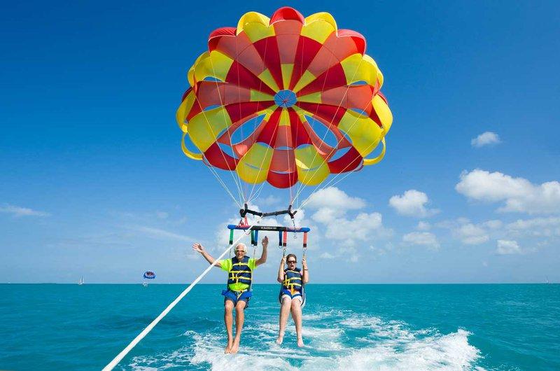 Parasailing Water Sport