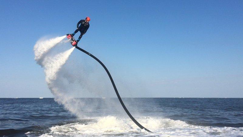 Flyboarding Water Sport