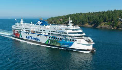 Get to Victoria by Ferry