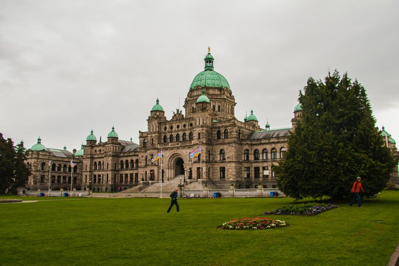 City hall of Victoria, BC. Victoria is the biggest city on Vancouver Island, a rather large island on the coast of British Columbia, Canada.   📸  Julius Jansson See more at 👉www.juliusjansson.com    🙂 Please follow me also at 👉 www.instagram.com/julius.jansson/