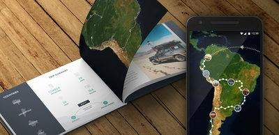 Polarsteps book