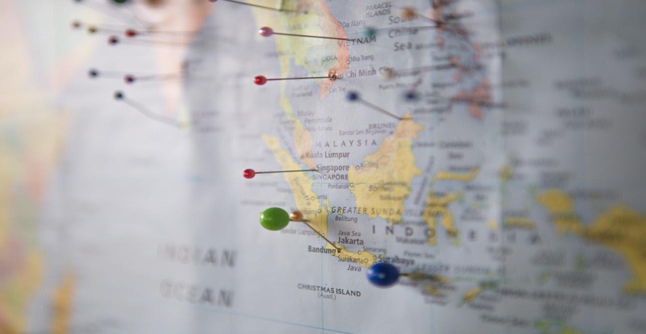 Polarsteps battery map