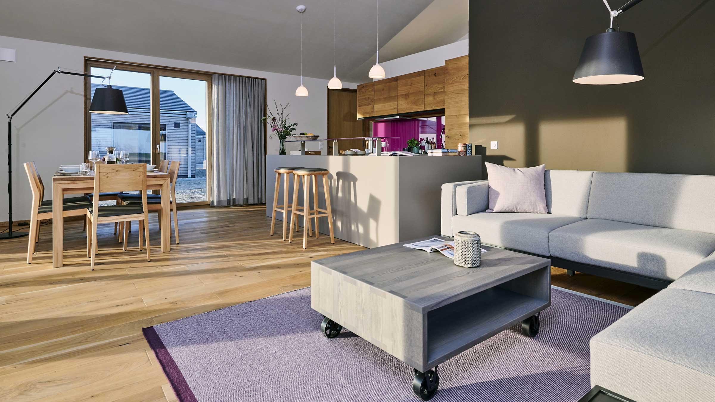 Gud Jard Resort Wohnzimmer