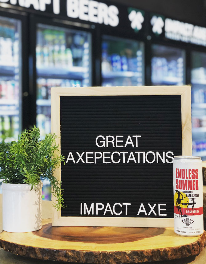 Great Axepectations
