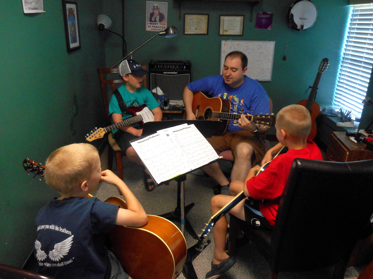 guitar lessons weston