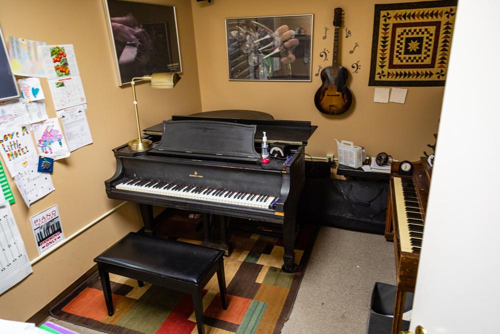 piano lessons weston