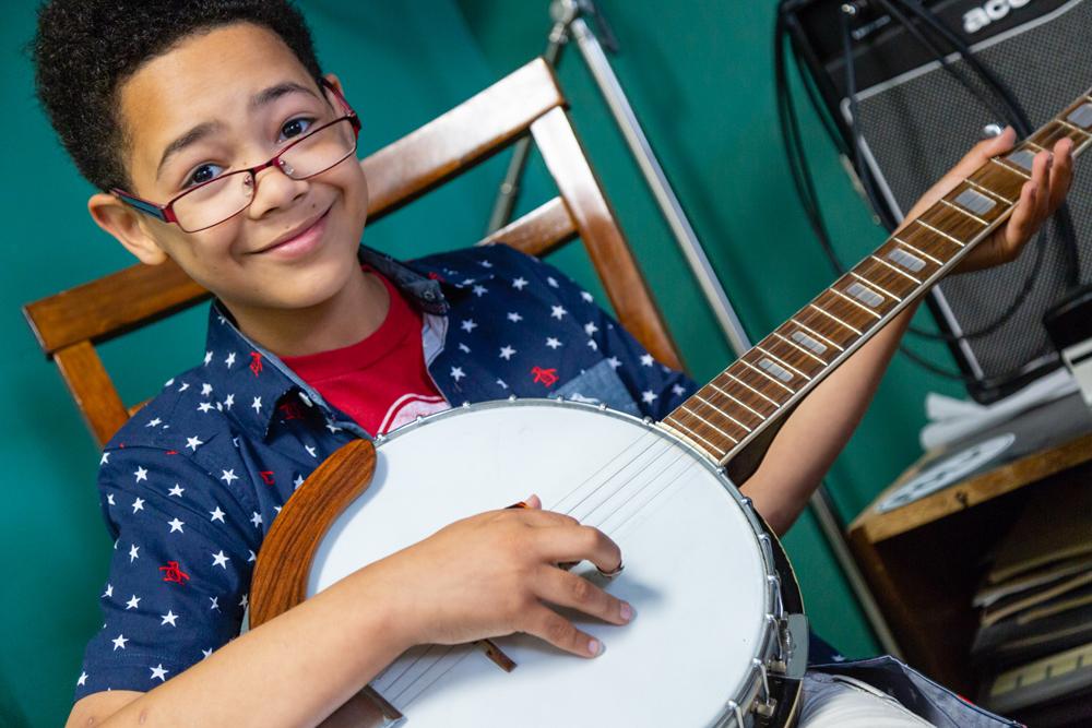 banjo lessons kansas city north